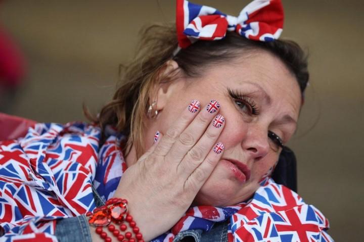 Великобритания на твоих ногтях 2
