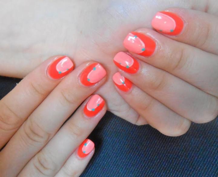 Ногти - предмет гордости для девушки4