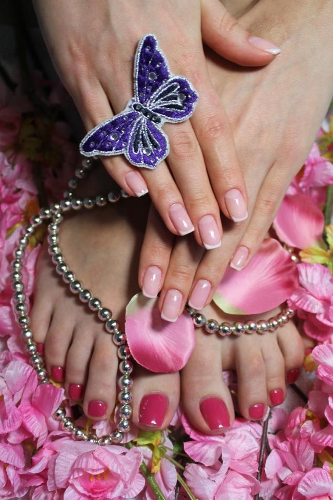 Ногти: уход за ногтями3