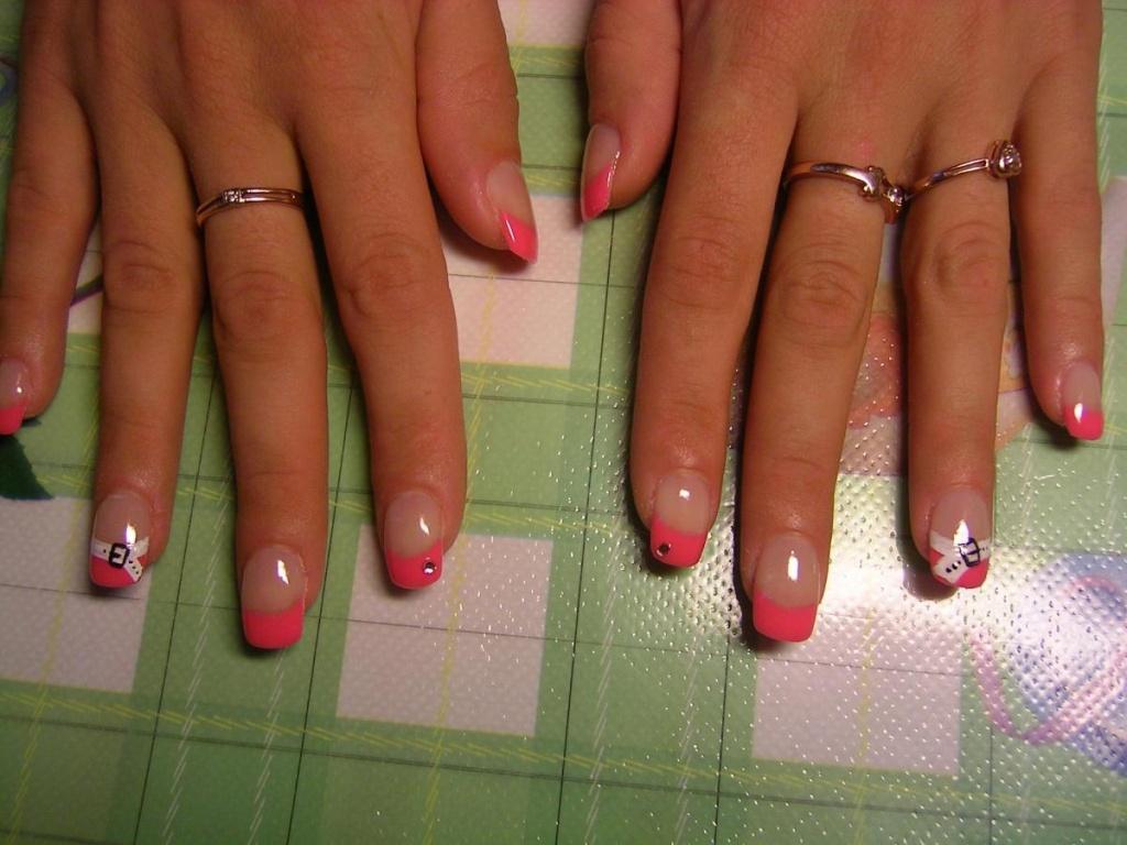 Фото ногтей покрытые