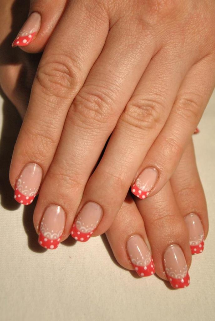 Секрет красивых и ухоженных ногтей