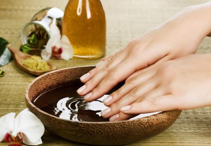 Польза масляных ванночек