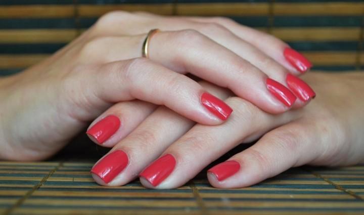 Стильные ногти: японский маникюр3