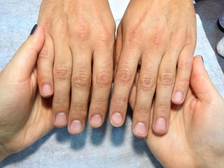 Нужно ли мужчинам ухаживать за ногтями?3