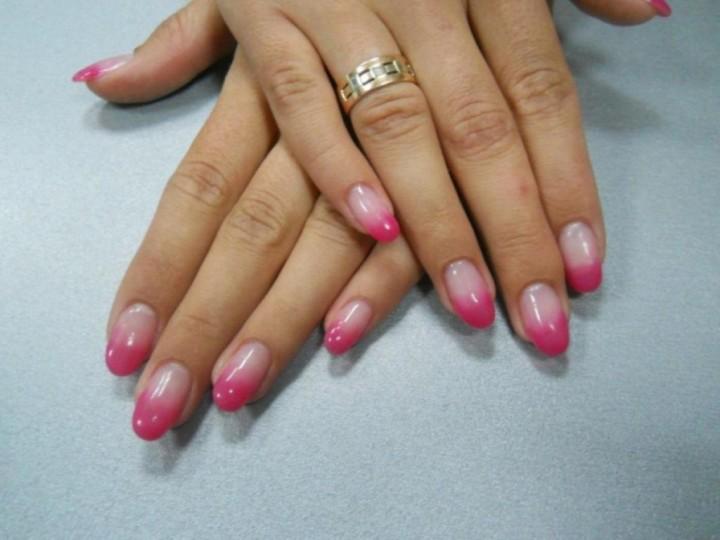 Как правильно красить ногти2