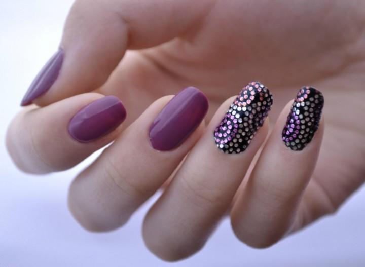 Как правильно красить ногти3,