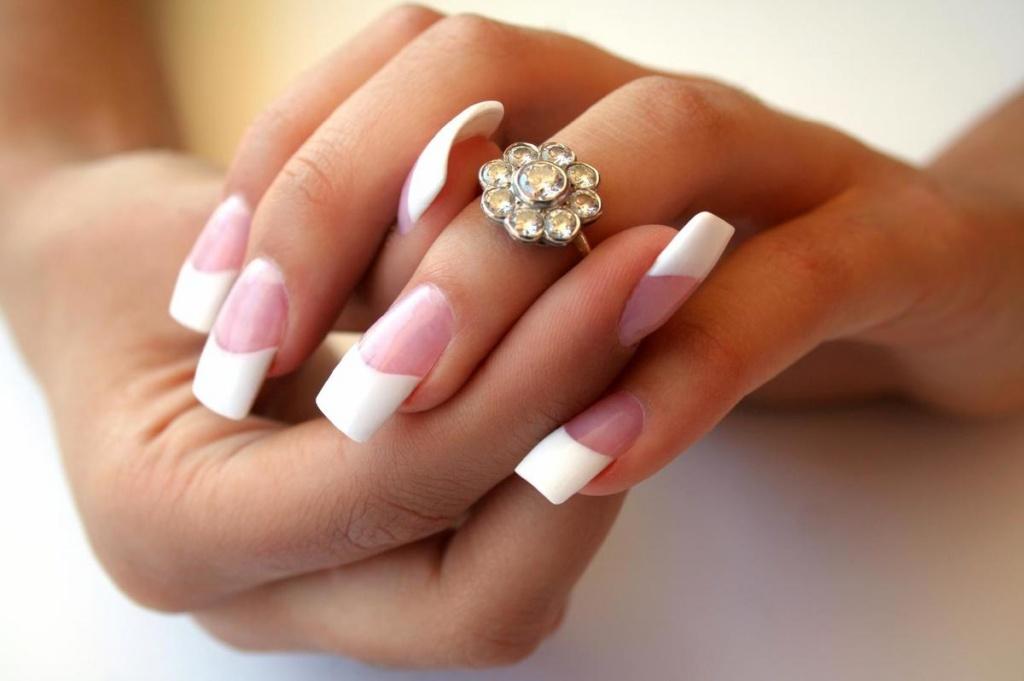 гелевые ногти красивые фото