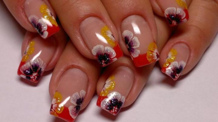 Гелевые ногти 3