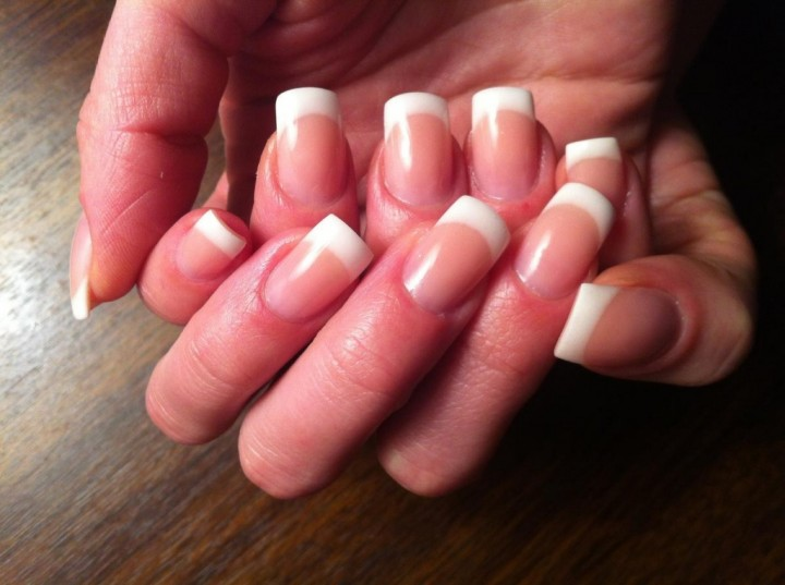 Гелевые ногти 4