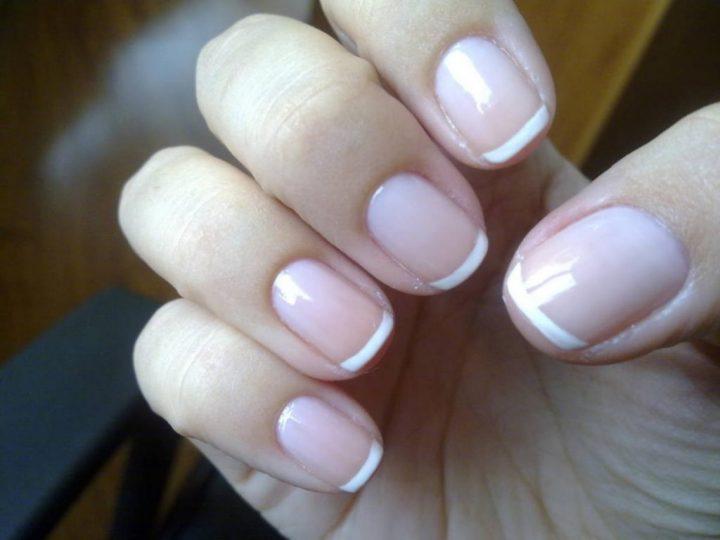 Короткая ногтевая пластина. Как скорректировать невыразительную форму4